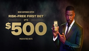 BetMGM Sports – Risk-free First Bet Up to $500 - Welcome Offer