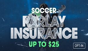 FanDuel Soccer Parlay Wager Insurance – Up to $25